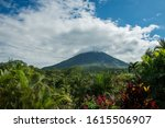 Arenal Volcano Active Andesitic ...