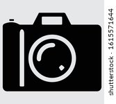 photo camera icon modern style...