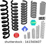 springs | Shutterstock .eps vector #161560607