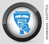 cardio document | Shutterstock .eps vector #161577911