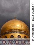 Small photo of The shrine of Sayyida Zainab bint Imam Ali Ibn Abi Talib in Damascus, Syria