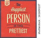 vintage template   retro design ... | Shutterstock .eps vector #161604137