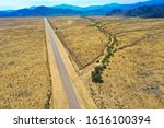 Panoramic Drone View Of A...