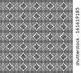 geometric seamless pattern | Shutterstock .eps vector #161619185