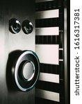 bank safe in the vault | Shutterstock . vector #1616317381