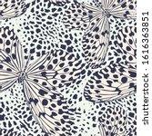seamless vector multicolor... | Shutterstock .eps vector #1616363851