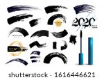 set of creative make up logo.... | Shutterstock .eps vector #1616446621