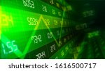 positive profit display 4k... | Shutterstock . vector #1616500717