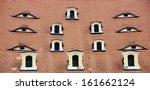The Windows Of Mansard Rooms