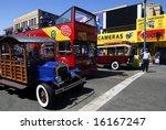 san francisco  ca   august 8 ... | Shutterstock . vector #16167247