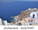 summer landscape coast of the... | Shutterstock . vector #161679497