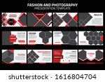 fashion and photography...   Shutterstock .eps vector #1616804704