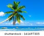 horizon sea wallpaper  | Shutterstock . vector #161697305