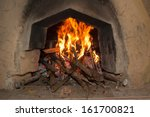 Traditional Wood Fired Oven In...