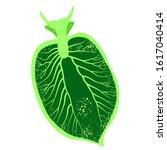 elysia chlorotica. eastern...   Shutterstock .eps vector #1617040414
