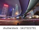shanghai  china   7 september...   Shutterstock . vector #1617221731