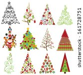 Vector Collection Of Stylized...