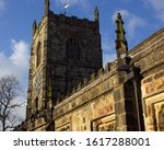 The Tower Of Mediaeval Holy...