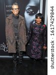 Small photo of New York, NY - January 13, 2020: Michael B and Cicely Tyson attend premiere of Netflix A Fall From Grace at Metrograph