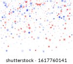american memorial day stars... | Shutterstock .eps vector #1617760141