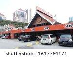 kuala lumpur  malaysia  ... | Shutterstock . vector #1617784171