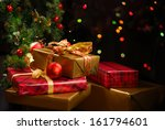 Gifts Under The Christmas Tree...