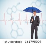 composite image of businessman... | Shutterstock . vector #161795009