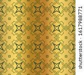 Pattern Of Geometric Shapes....