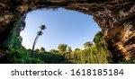 Umpherston Sinkhole Garden  Mt...