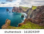 beautiful landscape at the... | Shutterstock . vector #161824349