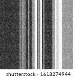 Chic Monochrome Vertical On...
