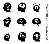 brainstorm icon isolated sign...   Shutterstock .eps vector #1618323937