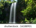 Milla Milla Falls Near Cairns...