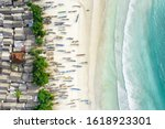 Stunning Aerial View Of A...