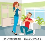 vector illustration of a... | Shutterstock .eps vector #1619049151