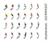 group of people vector... | Shutterstock .eps vector #1619094337