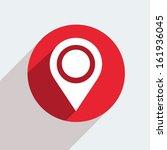 raster version. red circle icon ...