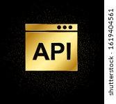 Database  Server  Ape Gold Icon