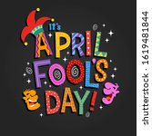 April Fool's Day Design With...