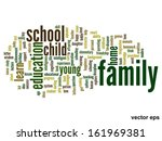 vector eps concept or... | Shutterstock .eps vector #161969381