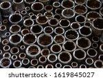 Close Up Of Ratchet Sockets