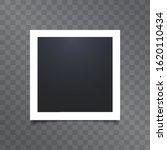 3d empty blank photo frame...   Shutterstock .eps vector #1620110434