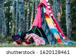 Camping Outdoor Back To Nature. ...