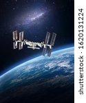 International Space Station On...