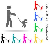baby  control  walk multi color ...