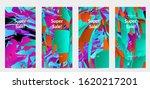 abstract social media template...   Shutterstock .eps vector #1620217201