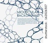 molecular and communication... | Shutterstock .eps vector #162026507
