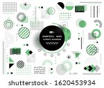 abstract green and black... | Shutterstock .eps vector #1620453934