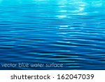 blue water vector background