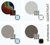 set of abstract  line art... | Shutterstock .eps vector #1620475147